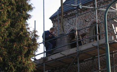 Restauratie torenuurwerken