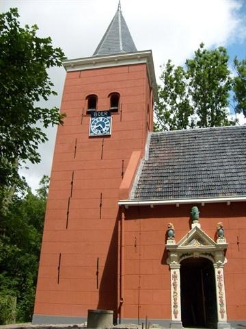 Hervormde Kerkje Boer