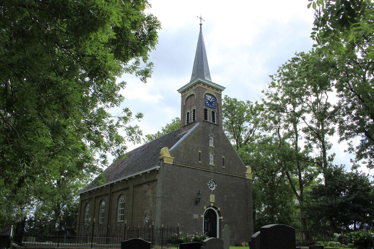 N.H. Kerk te Friens