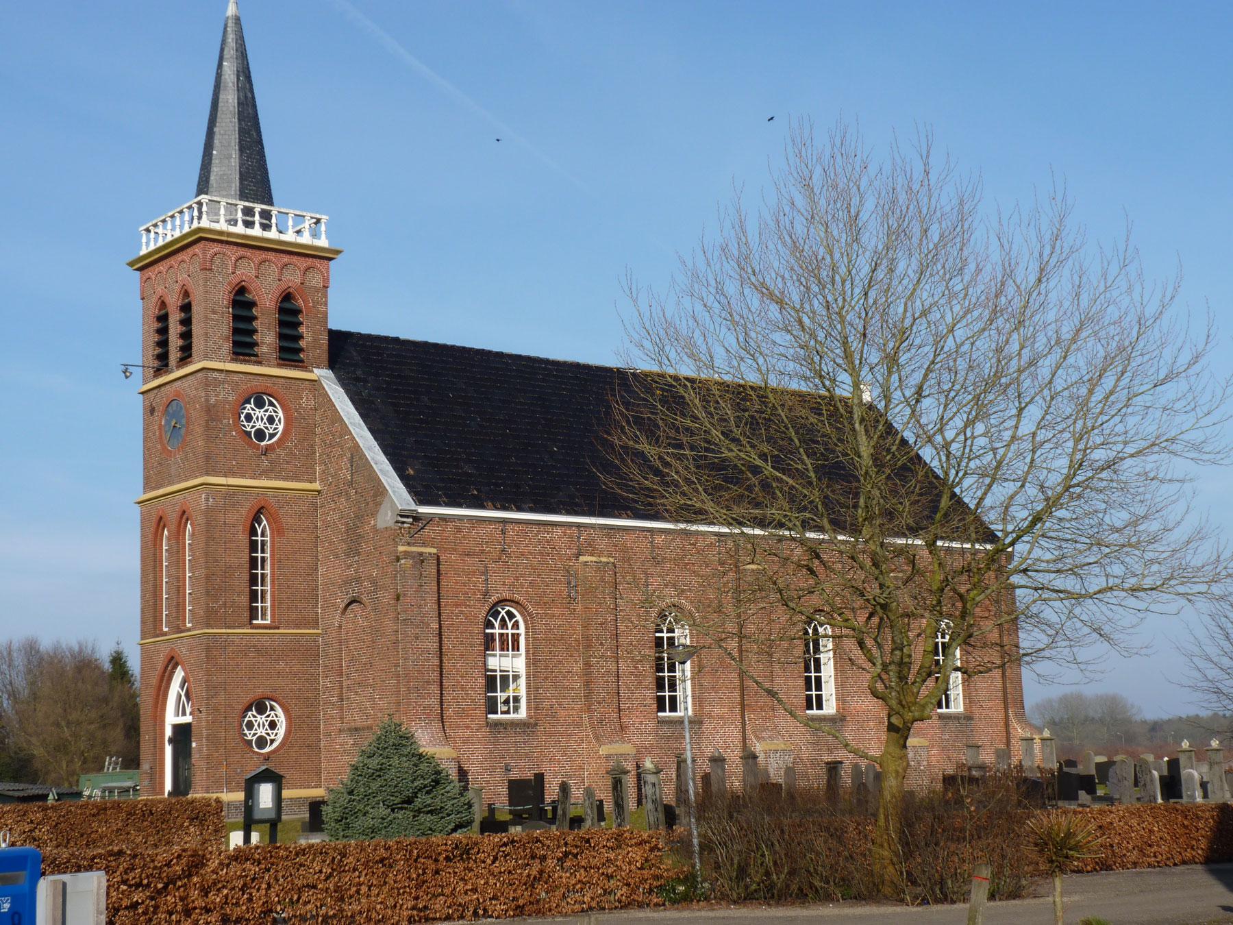 N.H. Kerk te Kropswolde