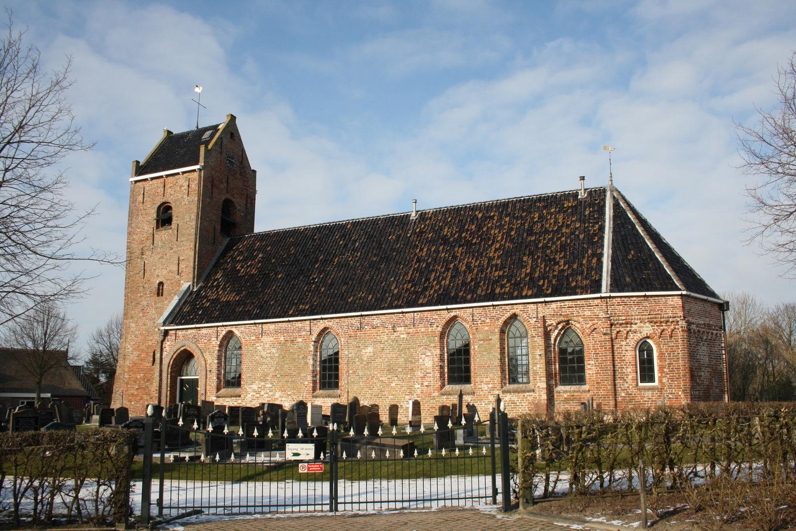 N.H. Kerk te Nes