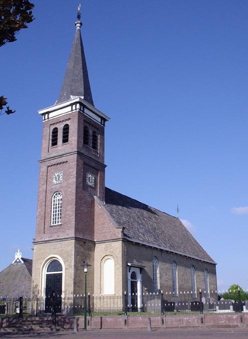 N.H. Kerk te Schettens